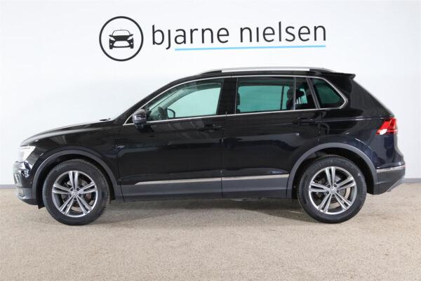 VW Tiguan 2,0 TDi 150 Highline+ DSG - billede 1