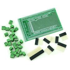 Prototype Screw/Terminal Block Shield Board Kit For Arduino MEGA-2560 R3. D269UB