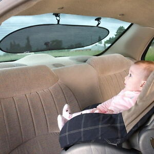 Car-Rear-Window-Sun-Shade-Blind-Suction-Cup-Fit-Screen-Dog-Children-Protection