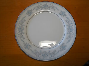 Mikasa Fine China DRESDEN ROSE L9009 Set of 7 Dinner Plates 10 5/8 ...