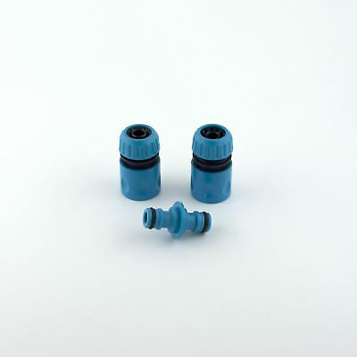 Garden Water Hose Pipe Quick Joiner Connector Coupler Hozelock Type Fittings