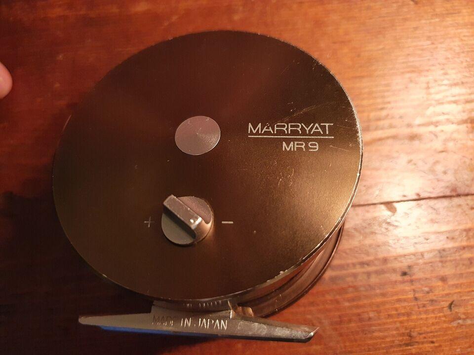 Fluehjul, Marryat Mr 9