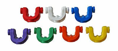 JAG Products NEW x3 Packs Fishing Lockdown Rear Rest Spare Inserts *All Colours*