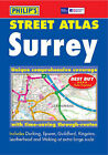 Street Atlas Surrey by Octopus Publishing Group (Paperback, 2003)