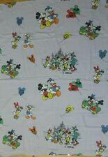 Disney Bettwäsche bedding Micky Mickey Minnie Mouse 80s 90s fabric bedlinen
