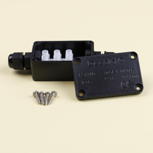 1Pcwaterproof IP65 junction box protection building dty connector highquality HL