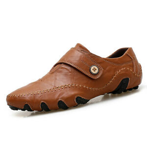 men driving casual boat business shoes leather moccasin