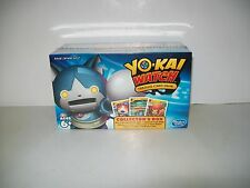 Yo-Kai Watch Collectors Box Trading Card Game Robonyan Medal And Booster Packs