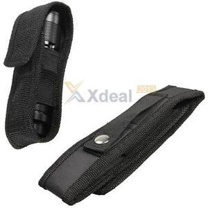 Nylon-Holster-Holder-Case-Belt-Magic-Tape-Pouch-for-LED-Flashlight-Torch