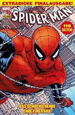 SPIDER-MAN #111 (deutsch) FINAL-AUSGABE 116 Seiten Letztes Heft vor MARVEL NOW !