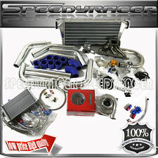 T3/T4 Turbo kits + intercooler + Wastegate + Manifold Mitsubishi EVO8 Eclipse