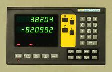 "Electronica 2 Axis Digital Readout Lathe 12""x40"" DRO Kit w 6 Year USA Warranty"