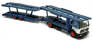 Herpa-906440-MB-MERCEDES-BENZ-NG-auto-Transporter-Eger-paese-BLU-CAMION-1-87-h0