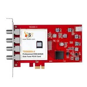 TBS6909-X-DVB-S2-S2X-Octa-Tuner-PCIe-Card