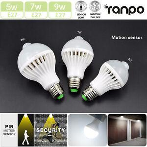 E27-LED-Sensor-de-Movimiento-Luz-de-Bombilla-5W-7W-9W-Noche-Jardin-Escalera-220V