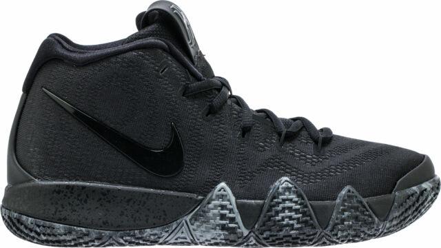 Nike Big kids Kyrie 4 Blackout