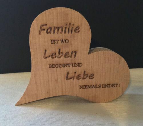 Liebe und familie sprüche