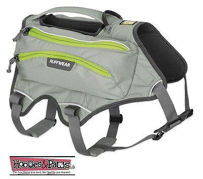 Ruffwear Singletrak Hiking Dog Pet Back Pack Hydration Saddle Bags