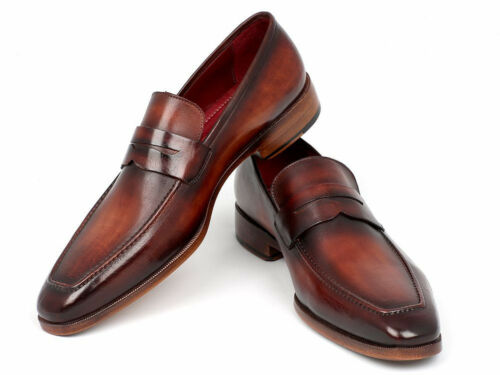 Penny Loafer e Bordeaux vitello di pelle 10fd61 id Parkman Paul Uomo marrone xXnwgUEw7