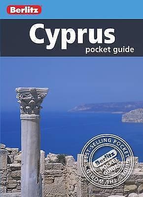 """AS NEW"" Berlitz: Cyprus Pocket Guide (Berlitz Pocket Guides), APA Publications"
