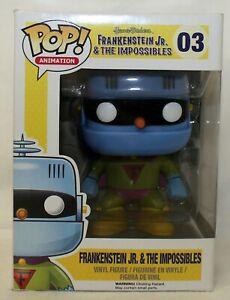Funko-Pop-03-Frankenstein-Jr-amp-The-Impossibles-Vinyle-Figurine