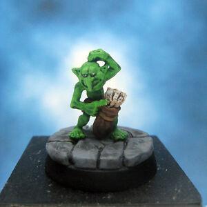 Painted-Citadel-Games-Workshop-Miniature-Snotling-IX