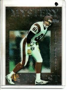 1997-TOPPS-CARL-PICKENS-MYSTERY-FINEST-NM-MT