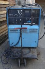 Miller Syncrowave 300 S Acdc Arc Welder With Cables Amp Gun