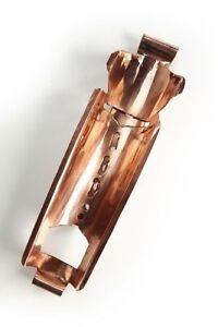 """""""Coppergarden®<wbr/>"""" Feuerzange aus Kupfer - für Feuerzangenbow<wbr/>le - universal passend"""