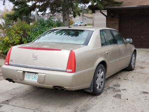 Caddy DTS Low KMs