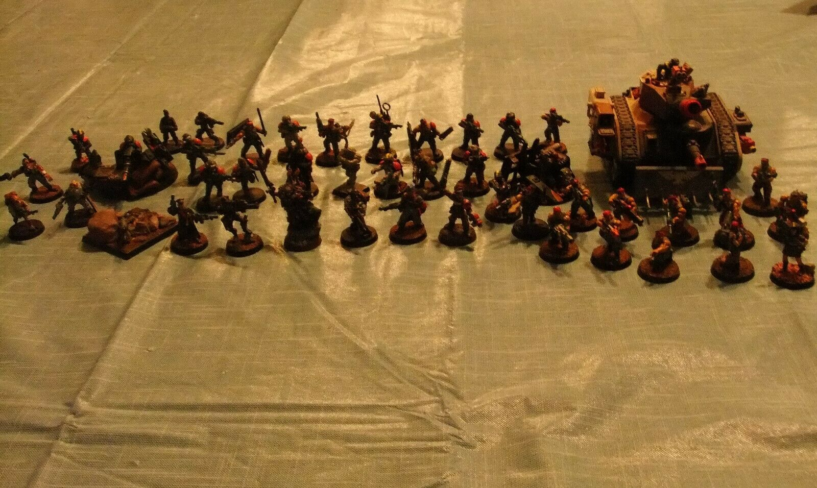 OOP VINTAGE WARHAMMER 40,000 K MIXED LOT