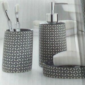 Dark-Grey-Moroccan-3-piece-Ceramic-Bath-Room-Set-Bath-Toilet-3-piece-set-new