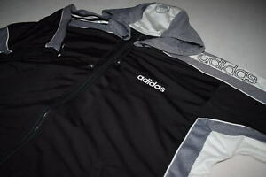 Details zu Adidas Trainings Jacke Sport Track Top Basketball Casual Vintage 90er 90s D 8 L
