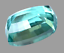 thumbnail 6 - AAA 34.00 Ct Natural Bi-Color Flawless Parti Sapphire Cushion CERTIFIED Gemstone