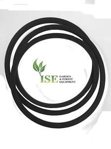 Ise ® sustitución correas de transmisión para Castel Garden pg140 reemplaza número de pieza 135062012