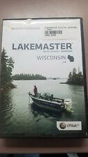Micro SD Card Version 7 Humminbird Lakemaster Wisconsin Edition Digital GPS Lake Maps