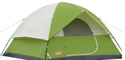 6 Person Sundome Tent Outdoor Camping Weathertec Easysetup