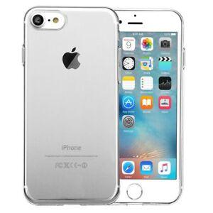 Apple-iPhone-7-8-TPU-Case-Huelle-Silikon-Transparent-Handyhuelle-Bumper-Cover