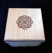 Secret Stash Puzzle Box