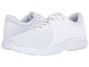 Detalles de Nike Para Hombre Revolution 4 Tenis, Nike Revolution Tenis para  Correr-Blanco Talla 6-14- ver título original