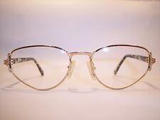 Brillenfassung/Eyeglasses by FACONNABLE France 100% Original-Vintage 90er