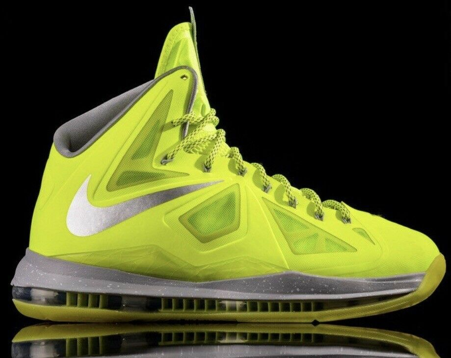 Nike Air Volt LeBron James X (10) Volt Air size 9.5 786e8e