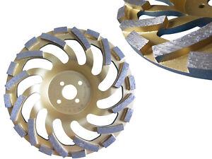 Diamante-disco-di-levigatura-abrasivo-piatto-Molatrice-180-x-cemento-granito
