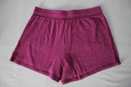 Womens Shorts Size XXL Athletic Pockets Drawstring Gym Casual Workout 2X Purple