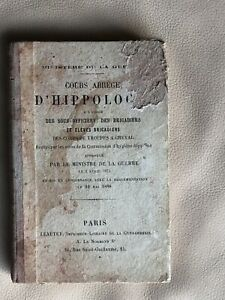 Antique-French-Book-1888-Equestrian-Ministry-War-Army-Horse-Anatomy-Physiology