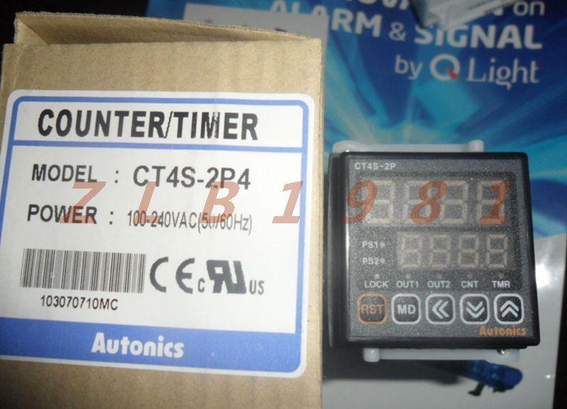 ONE Autonics Counter CT4S-2P4 CT4S-2P