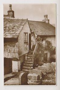 Cumbria postcard - Pillar House, Hawkshead - (A26)