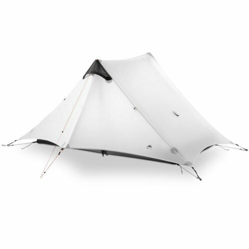 Camping Tent 2 Person 1 Person Oudoor Ultralight 3 Season Hiking Net Person