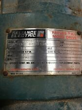 Reeves Moro Drive 12hp Explosion Proof With Gearchem Pump