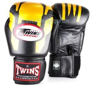 Twins специальные фантазии боксерские перчатки 14 унций (примерно 396.89 г.)
